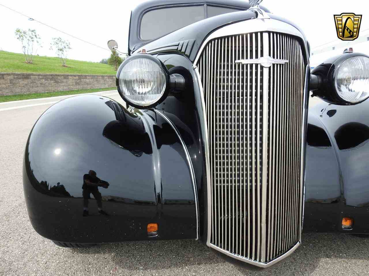 Large Picture of Classic 1937 Chevrolet Street Rod - $52,000.00 Offered by Gateway Classic Cars - Milwaukee - MZDR