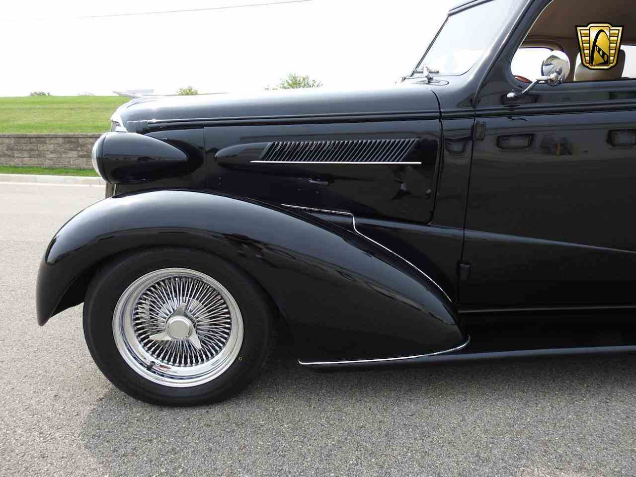 Large Picture of 1937 Chevrolet Street Rod located in Wisconsin Offered by Gateway Classic Cars - Milwaukee - MZDR