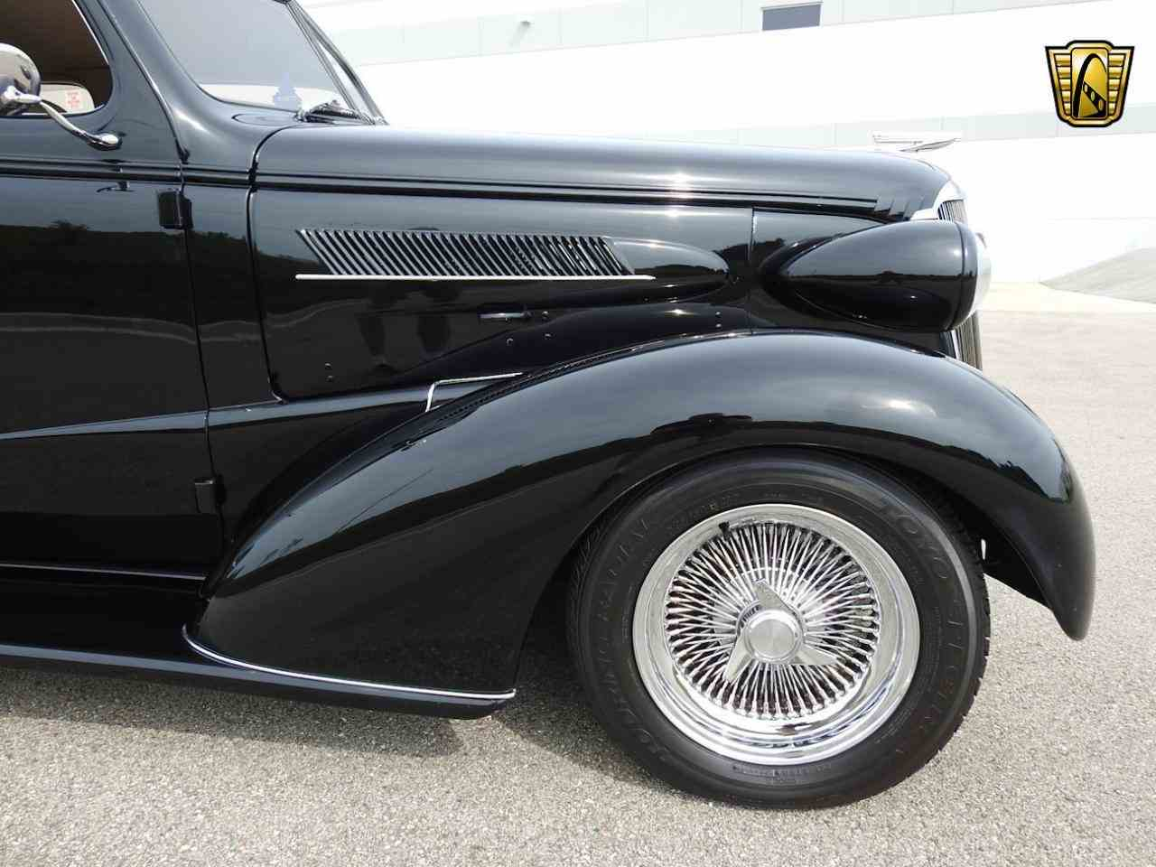 Large Picture of 1937 Chevrolet Street Rod Offered by Gateway Classic Cars - Milwaukee - MZDR
