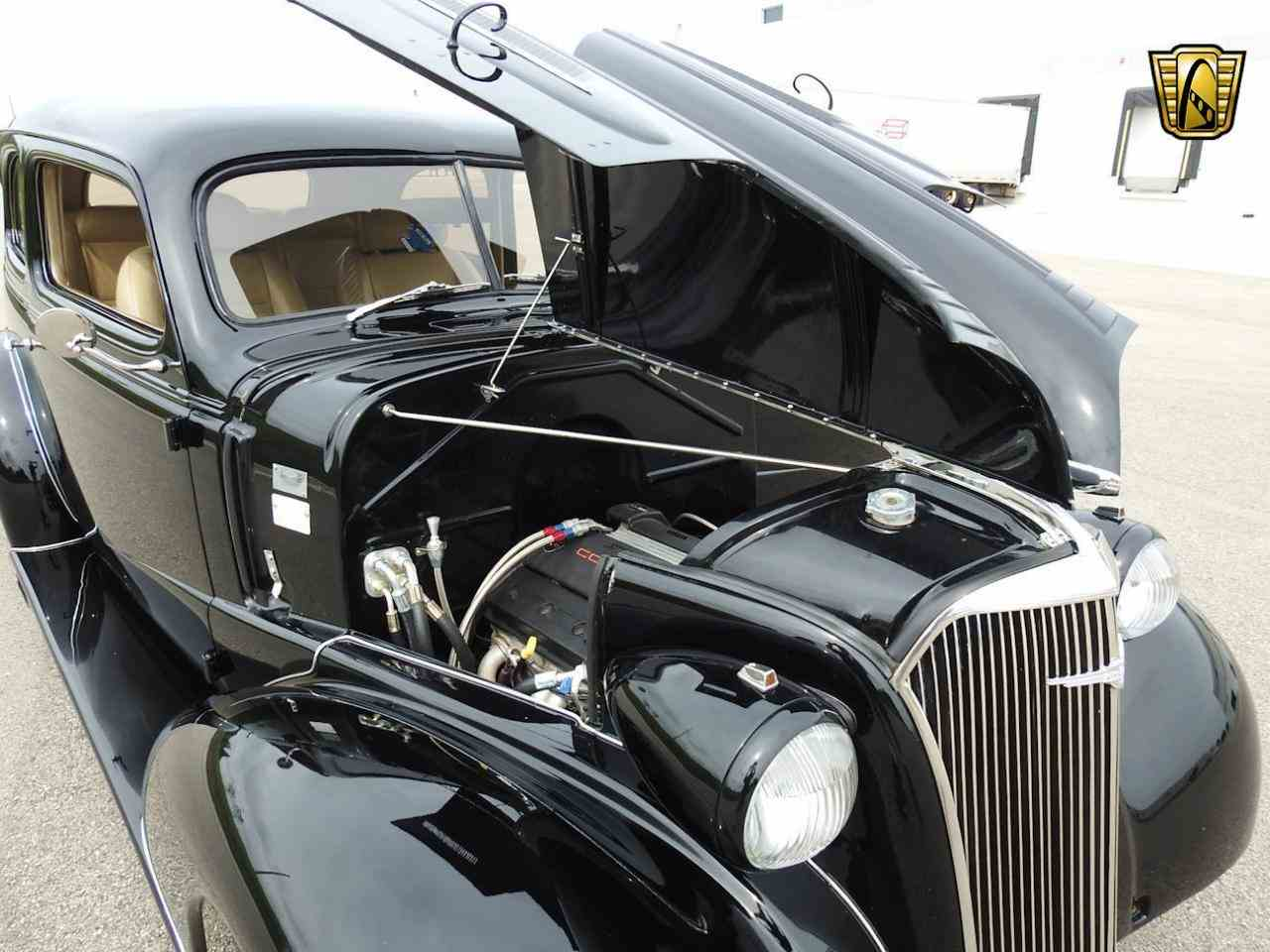 Large Picture of Classic '37 Chevrolet Street Rod located in Wisconsin - $52,000.00 - MZDR