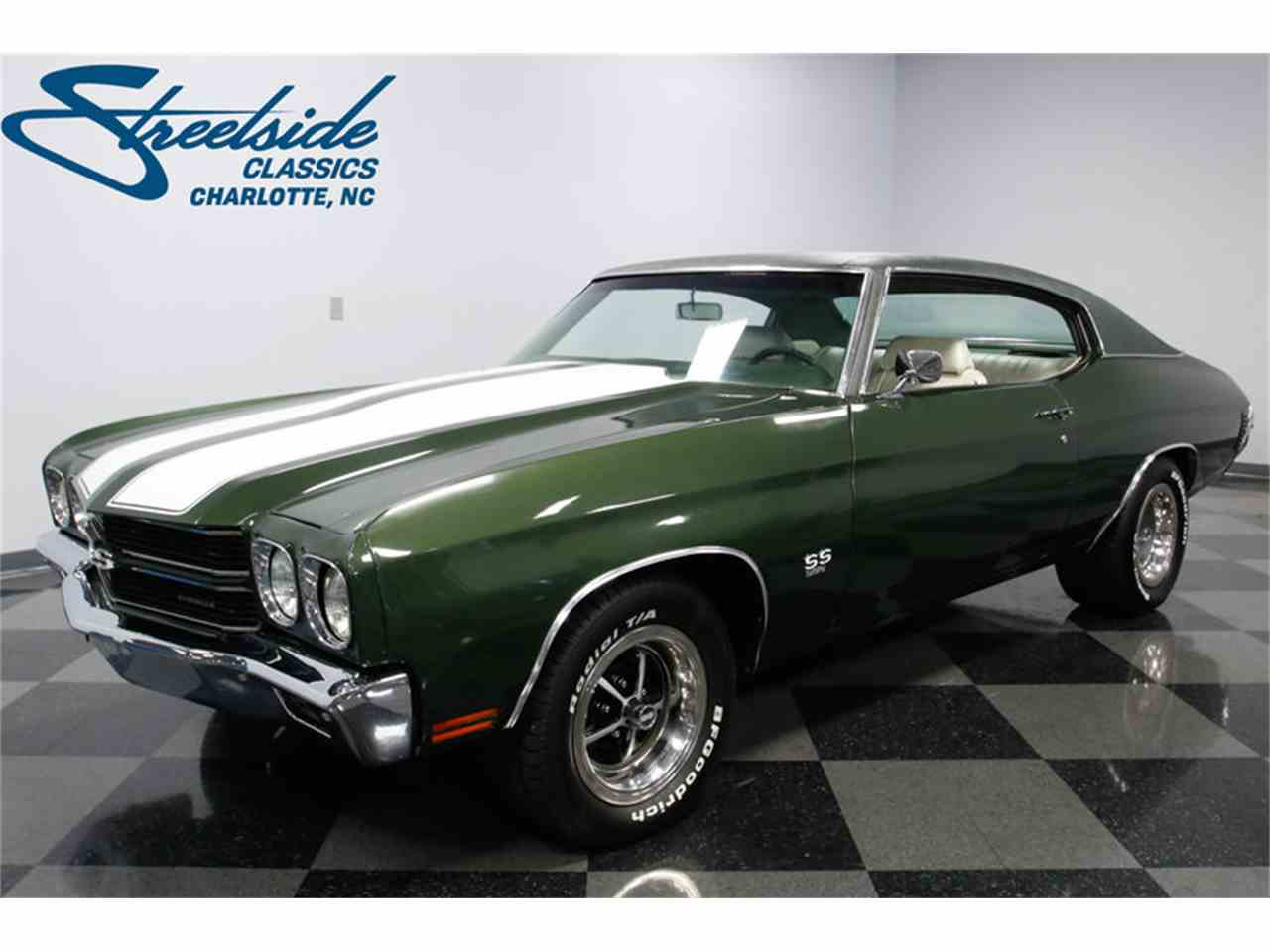 Large Picture of Classic 1970 Chevelle - MZDT