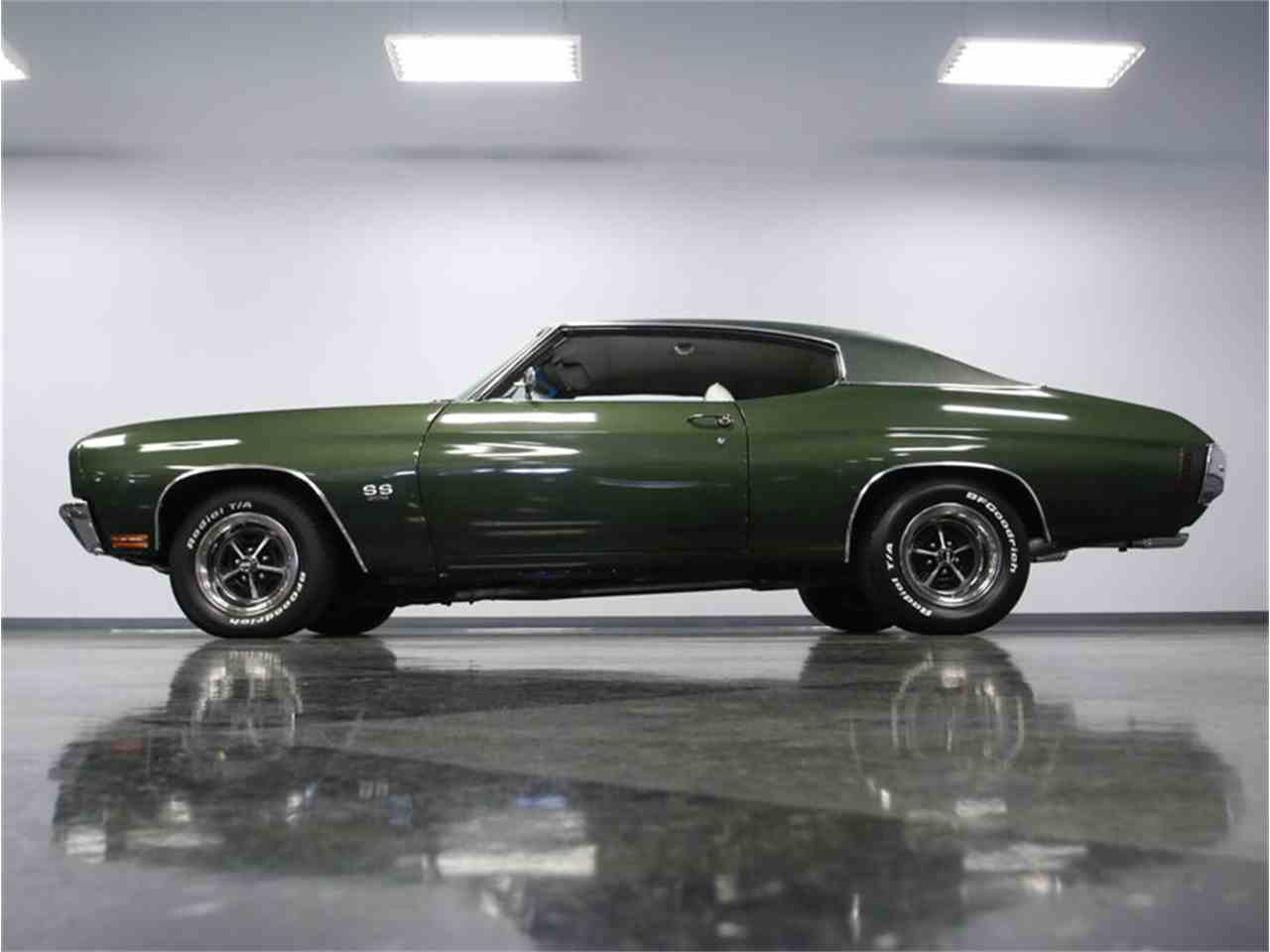 Large Picture of 1970 Chevelle located in Concord North Carolina - $46,995.00 Offered by Streetside Classics - Charlotte - MZDT