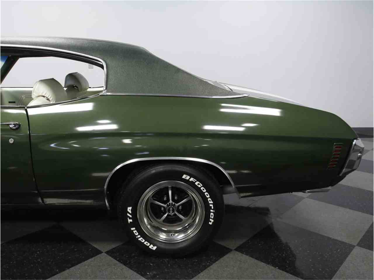 Large Picture of Classic '70 Chevelle - $46,995.00 Offered by Streetside Classics - Charlotte - MZDT