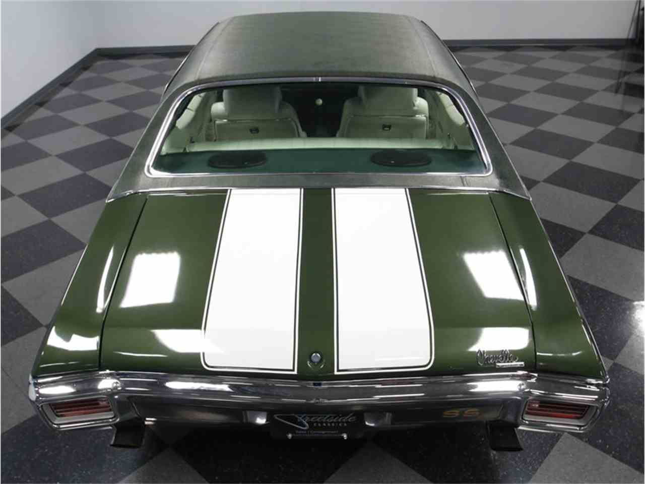 Large Picture of 1970 Chevelle Offered by Streetside Classics - Charlotte - MZDT