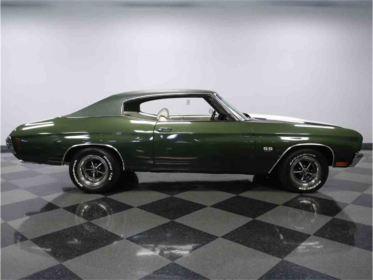Large Picture of '70 Chevelle located in North Carolina Offered by Streetside Classics - Charlotte - MZDT
