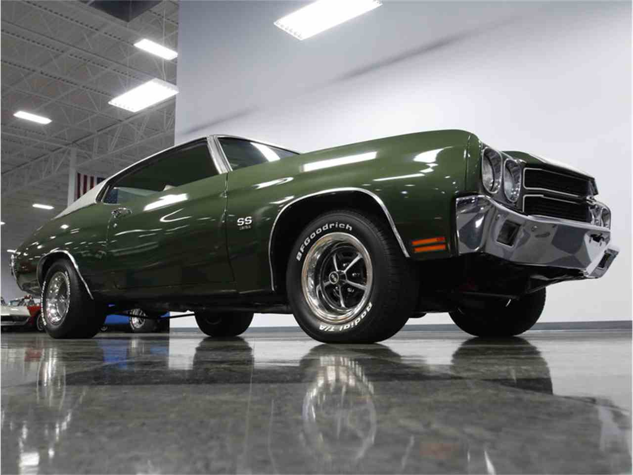 Large Picture of 1970 Chevrolet Chevelle located in North Carolina - $46,995.00 - MZDT