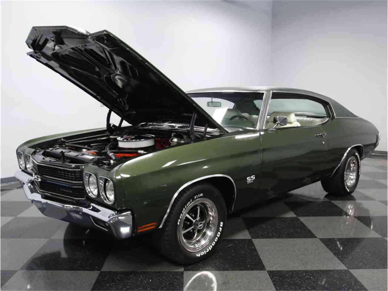 Large Picture of Classic '70 Chevrolet Chevelle located in Concord North Carolina - $46,995.00 - MZDT