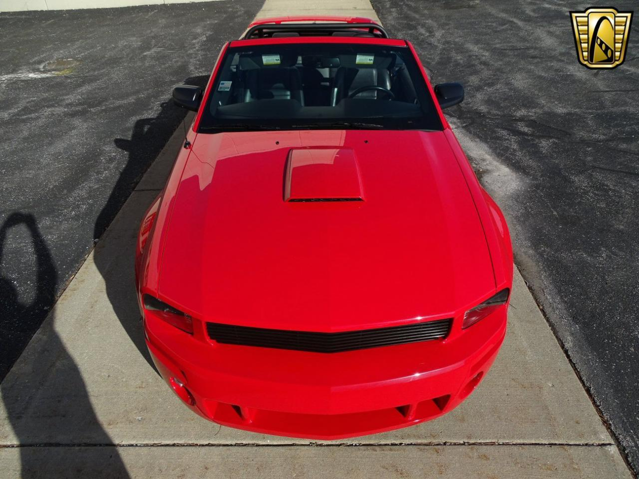 Large Picture of '08 Mustang - MZDU