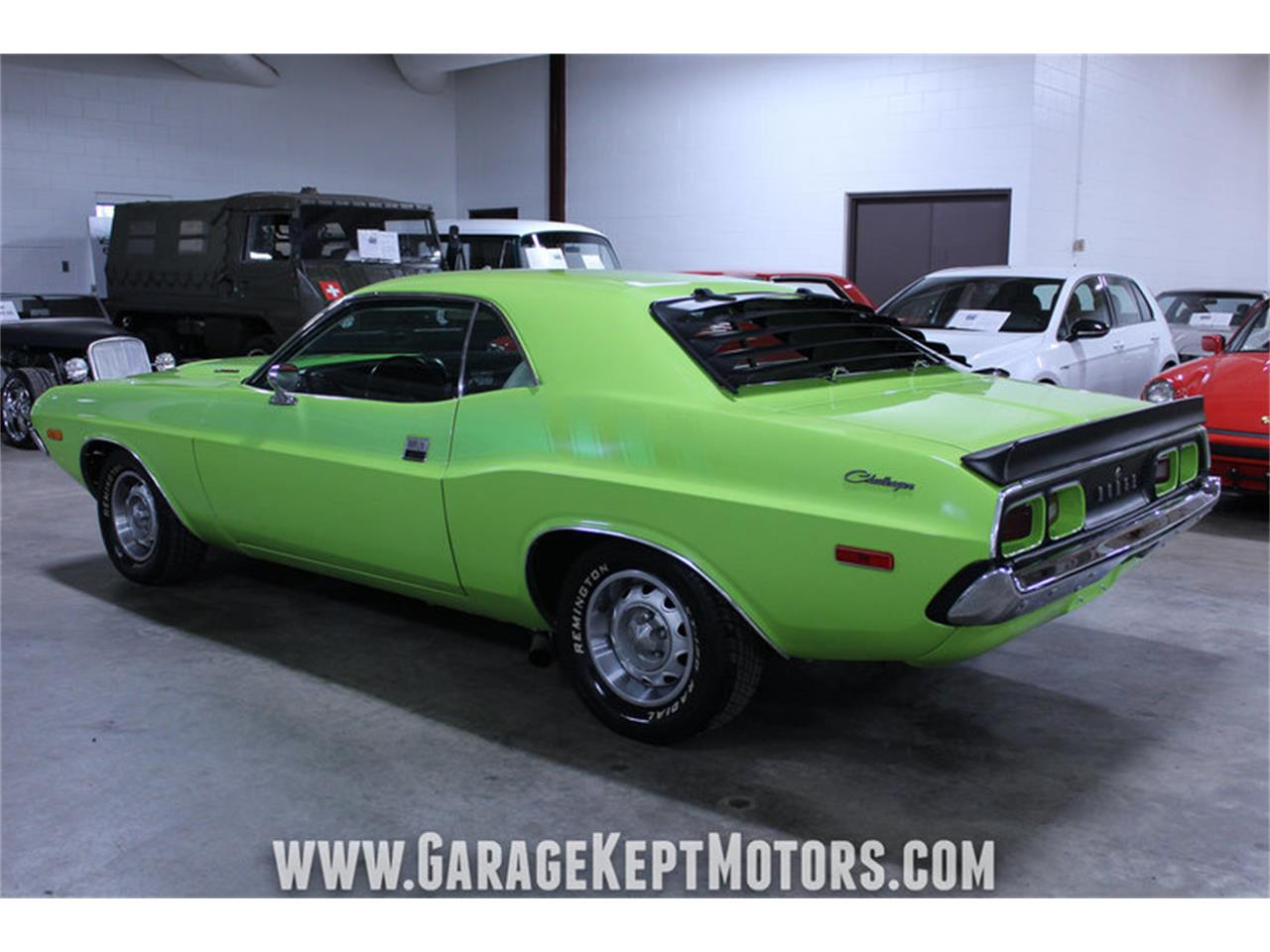 Large Picture of '73 Challenger - MZDV
