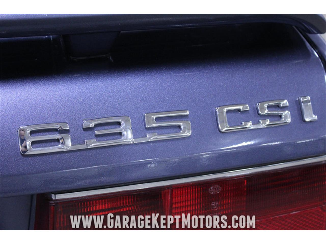 Large Picture of '85 635csi - MZE0