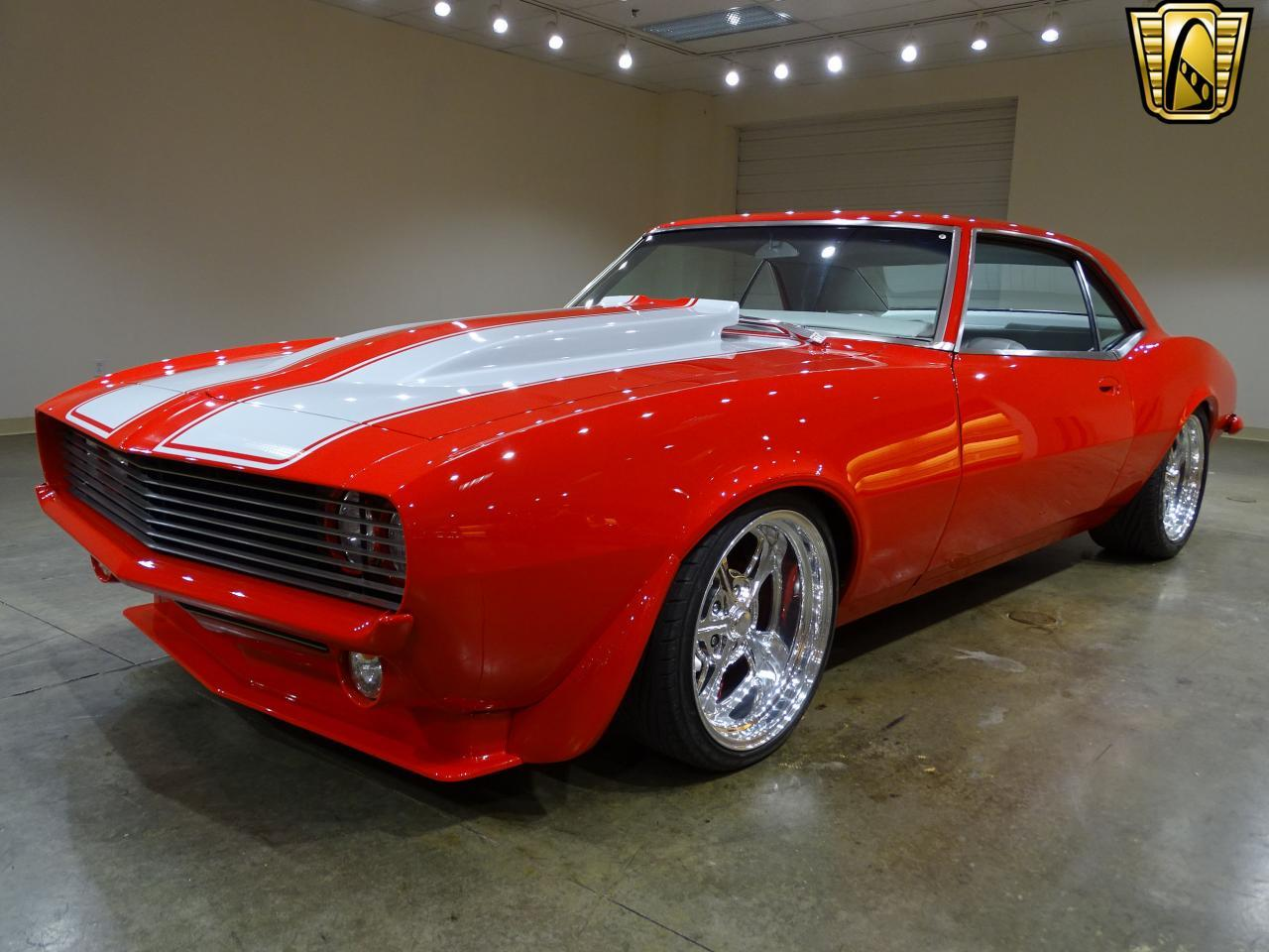 Large Picture of '68 Camaro - MZE5