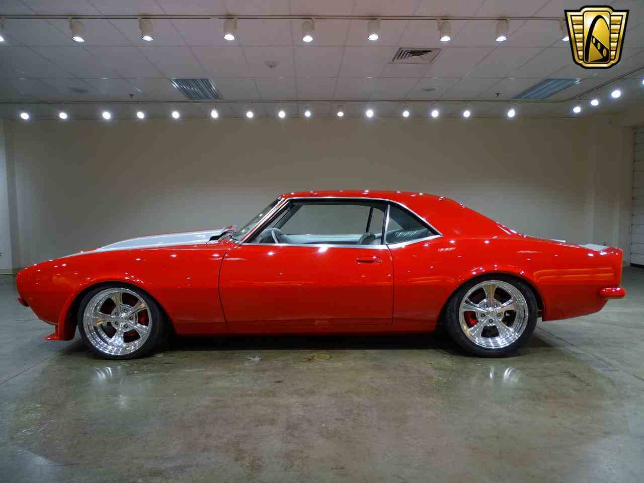 Large Picture of Classic 1968 Camaro located in O'Fallon Illinois Offered by Gateway Classic Cars - St. Louis - MZE5