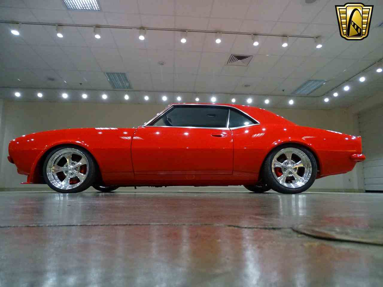 Large Picture of 1968 Camaro located in Illinois - $140,000.00 Offered by Gateway Classic Cars - St. Louis - MZE5