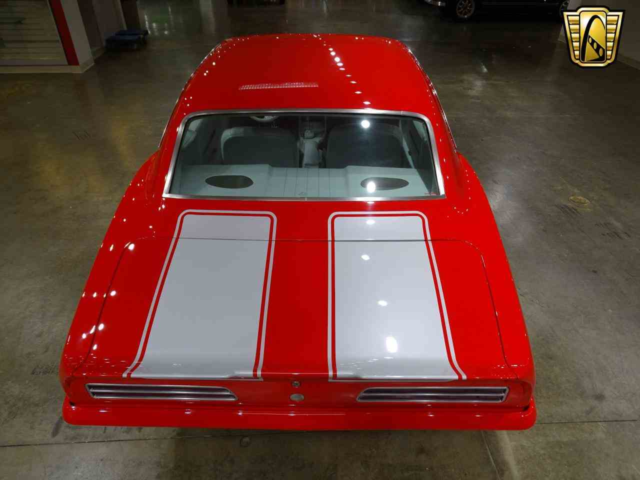 Large Picture of 1968 Camaro - $140,000.00 Offered by Gateway Classic Cars - St. Louis - MZE5