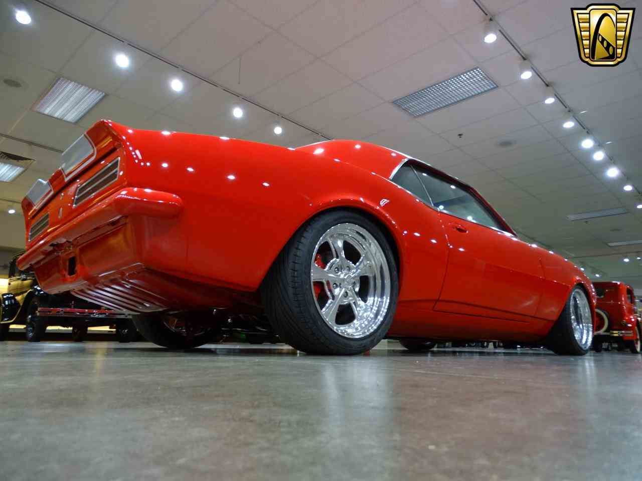 Large Picture of Classic '68 Chevrolet Camaro Offered by Gateway Classic Cars - St. Louis - MZE5