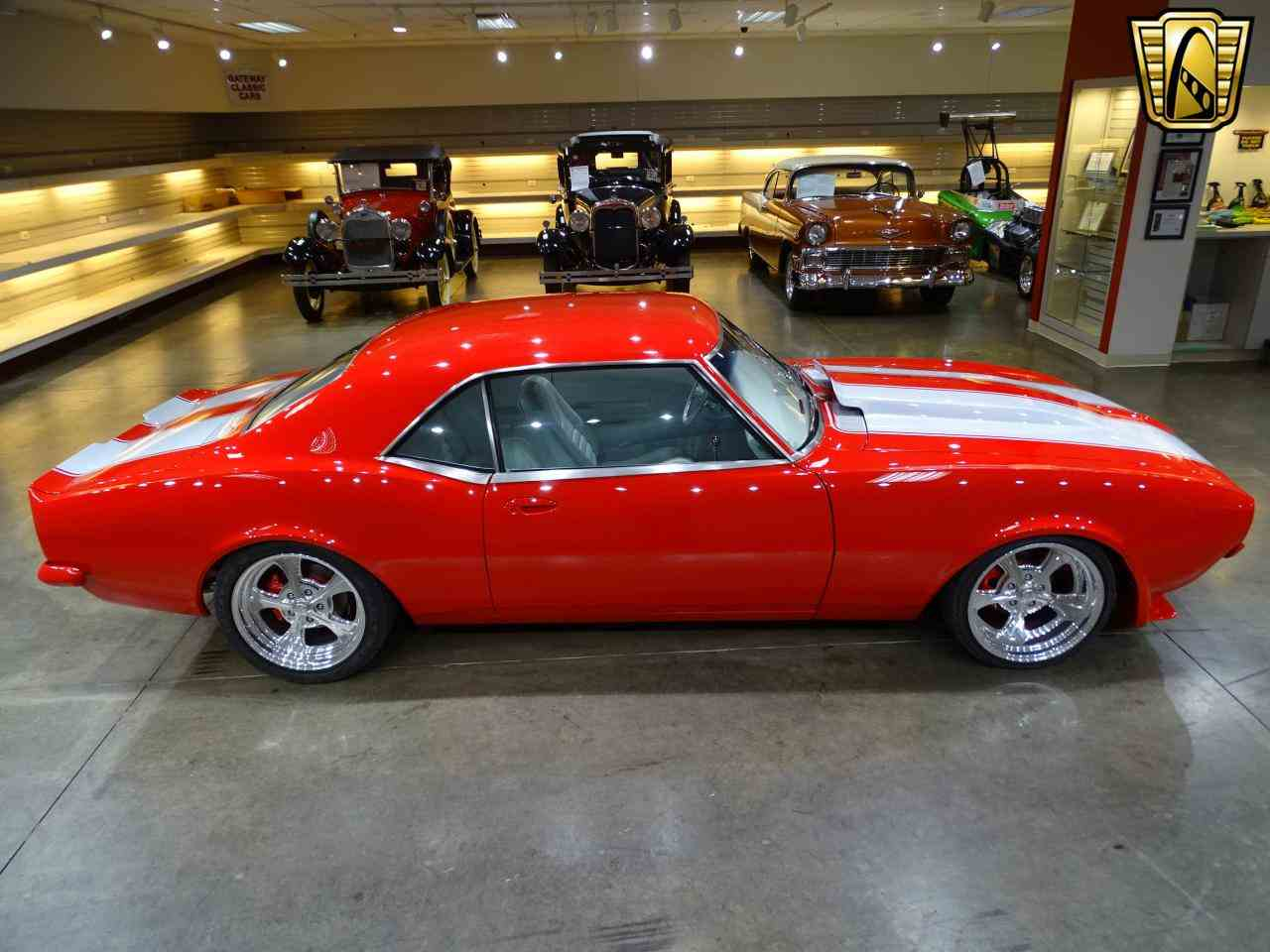 Large Picture of '68 Camaro Offered by Gateway Classic Cars - St. Louis - MZE5