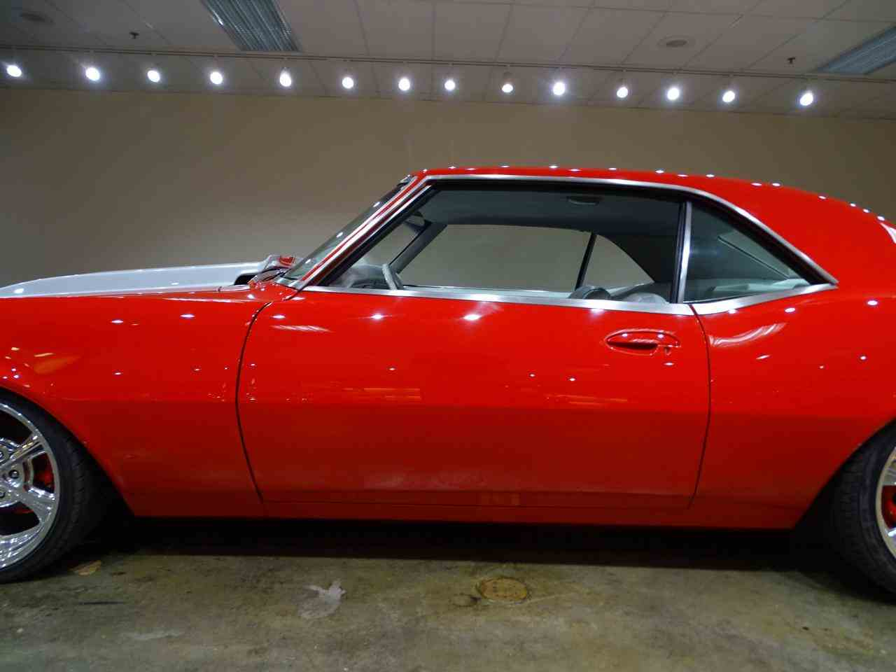 Large Picture of '68 Camaro located in O'Fallon Illinois - $140,000.00 Offered by Gateway Classic Cars - St. Louis - MZE5