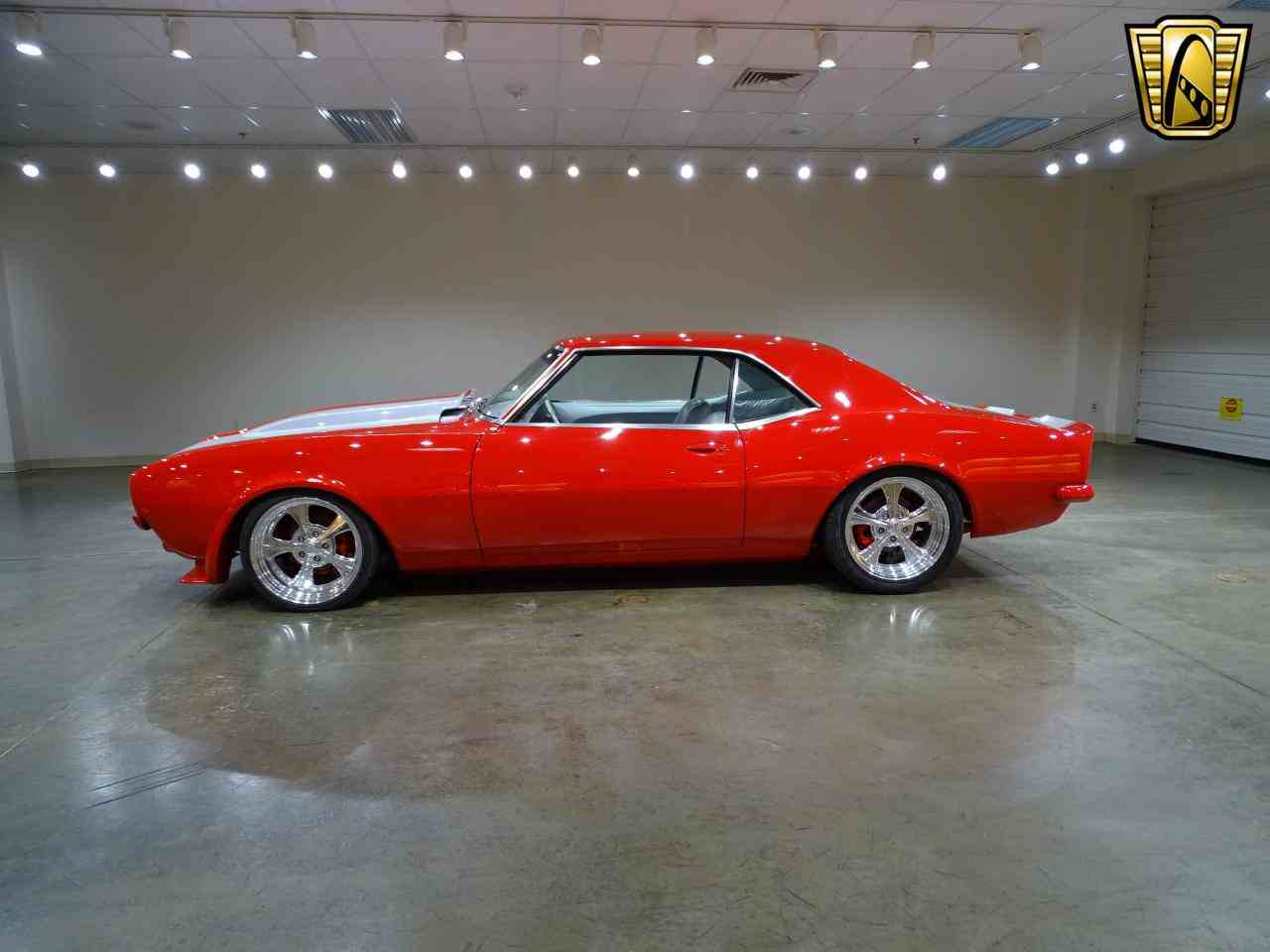 Large Picture of '68 Chevrolet Camaro - $140,000.00 Offered by Gateway Classic Cars - St. Louis - MZE5