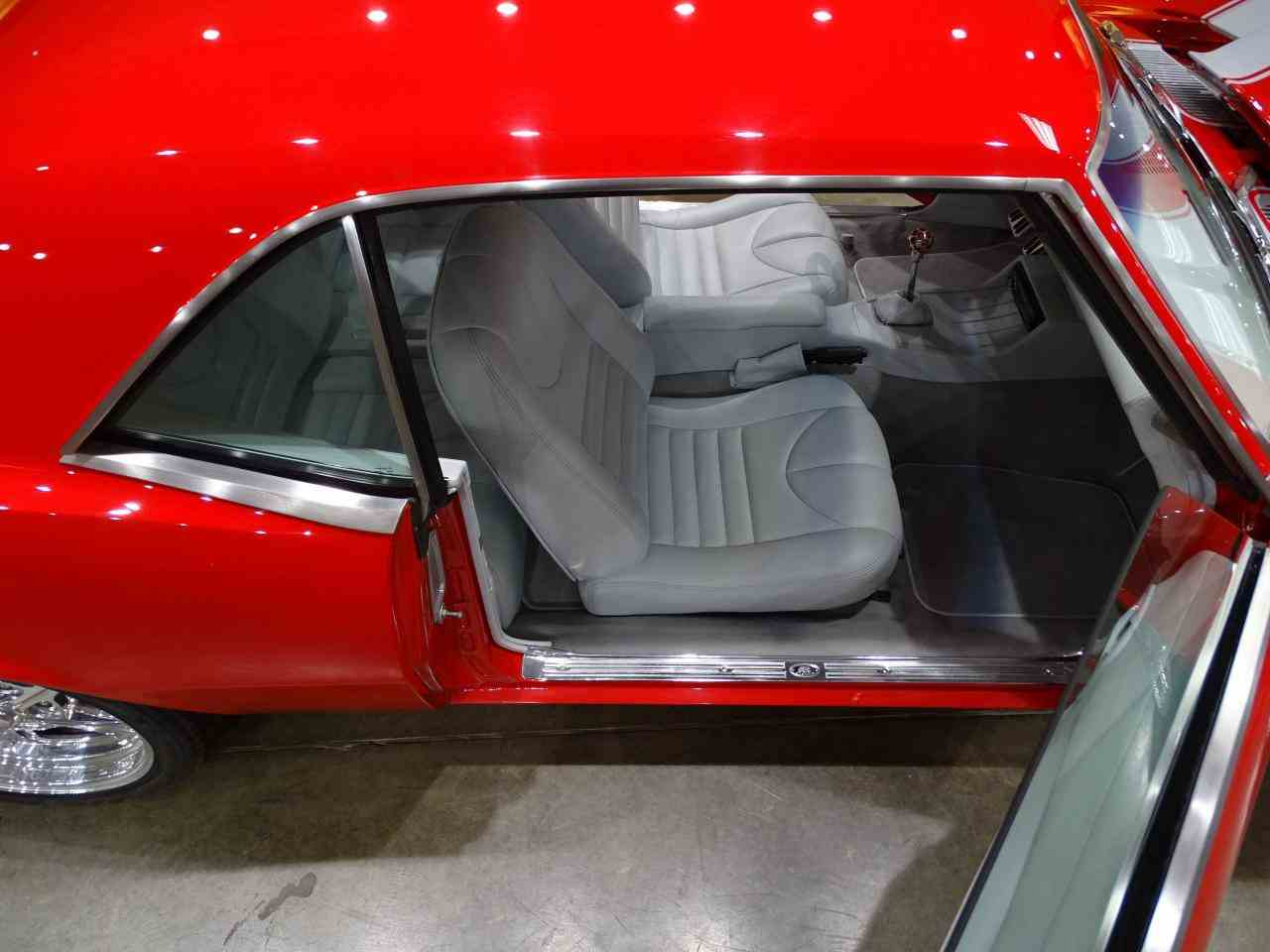 Large Picture of '68 Chevrolet Camaro Offered by Gateway Classic Cars - St. Louis - MZE5