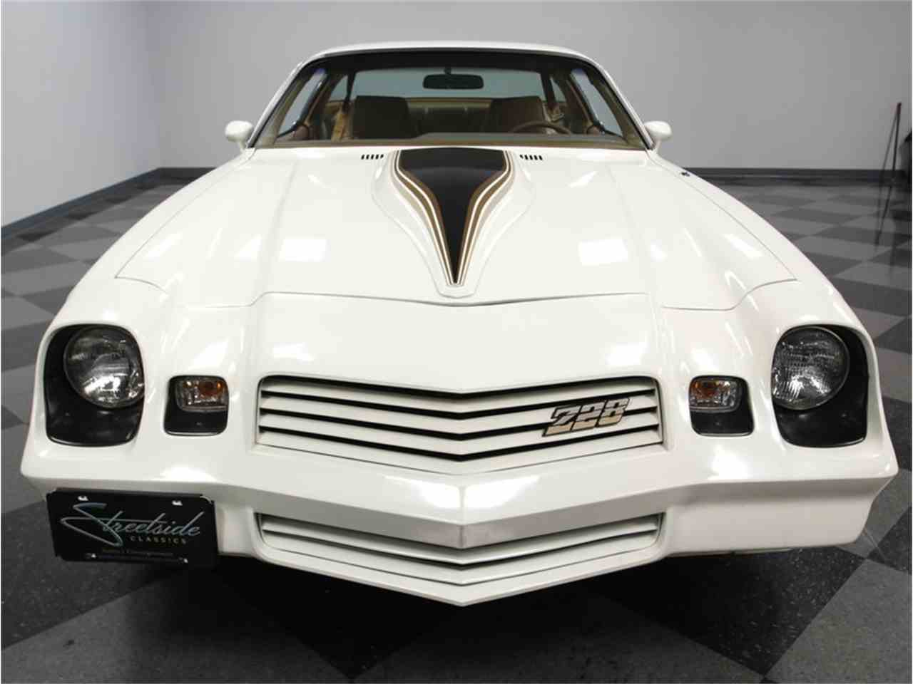 Large Picture of '80 Camaro - MZE6