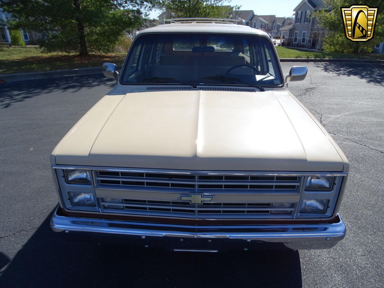 Large Picture of '86 C/K 20 Offered by Gateway Classic Cars - St. Louis - MZE8