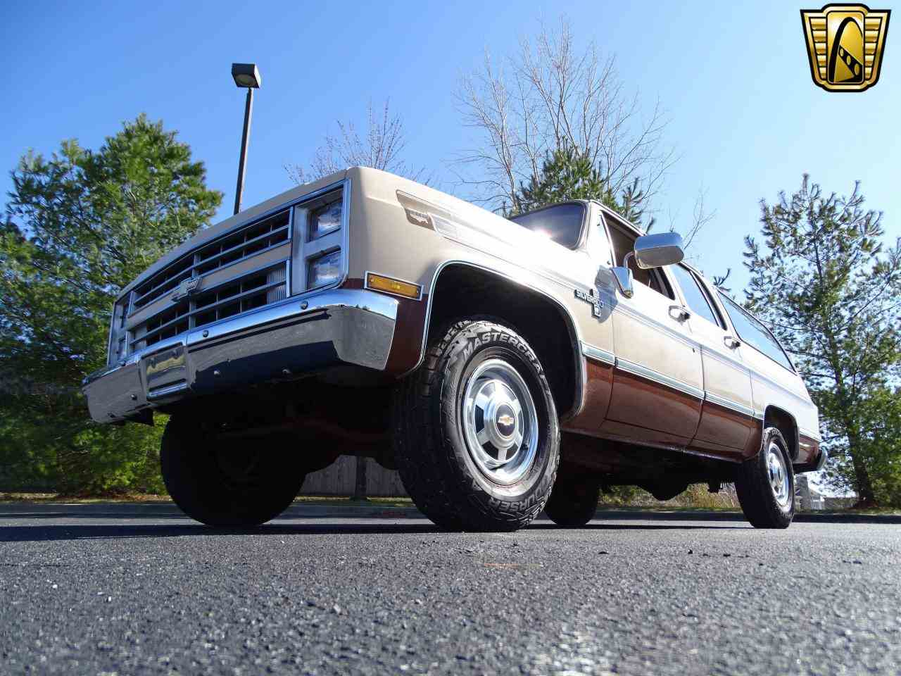 Large Picture of '86 Chevrolet C/K 20 Offered by Gateway Classic Cars - St. Louis - MZE8