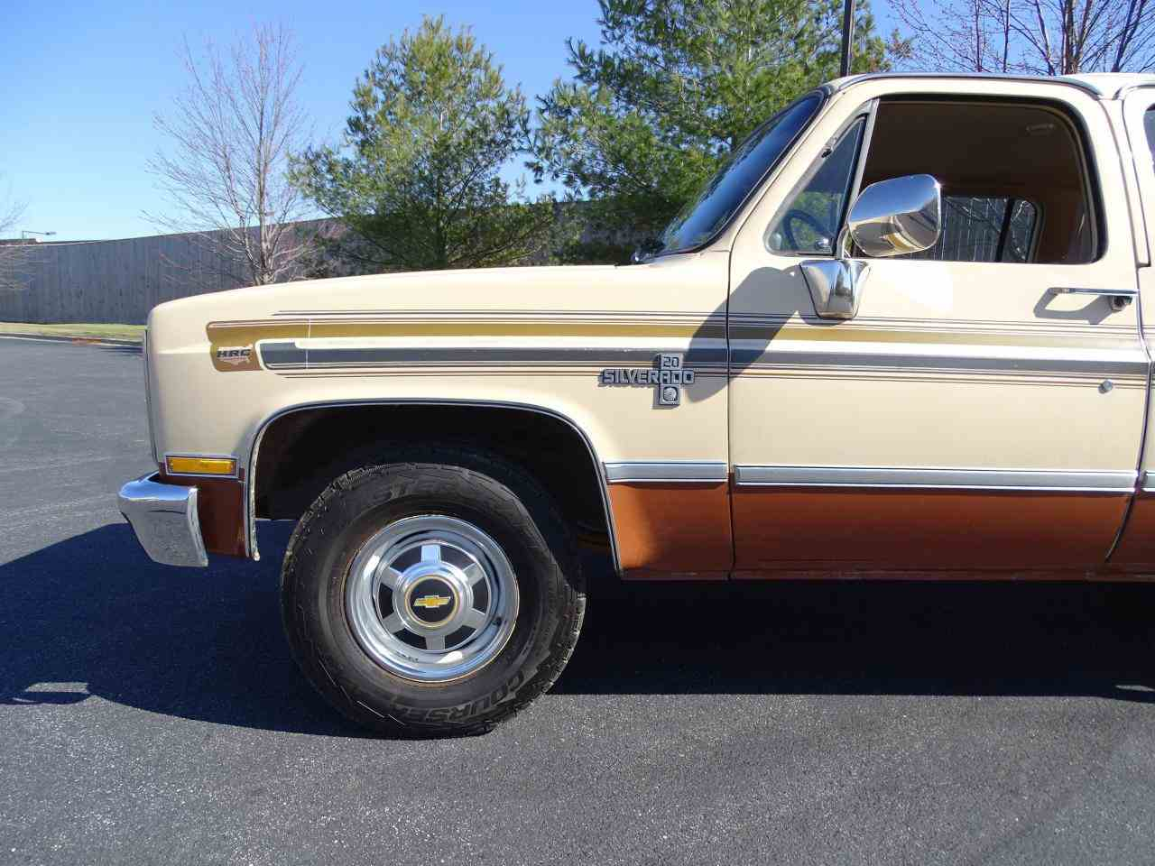 Large Picture of 1986 Chevrolet C/K 20 located in Illinois - MZE8