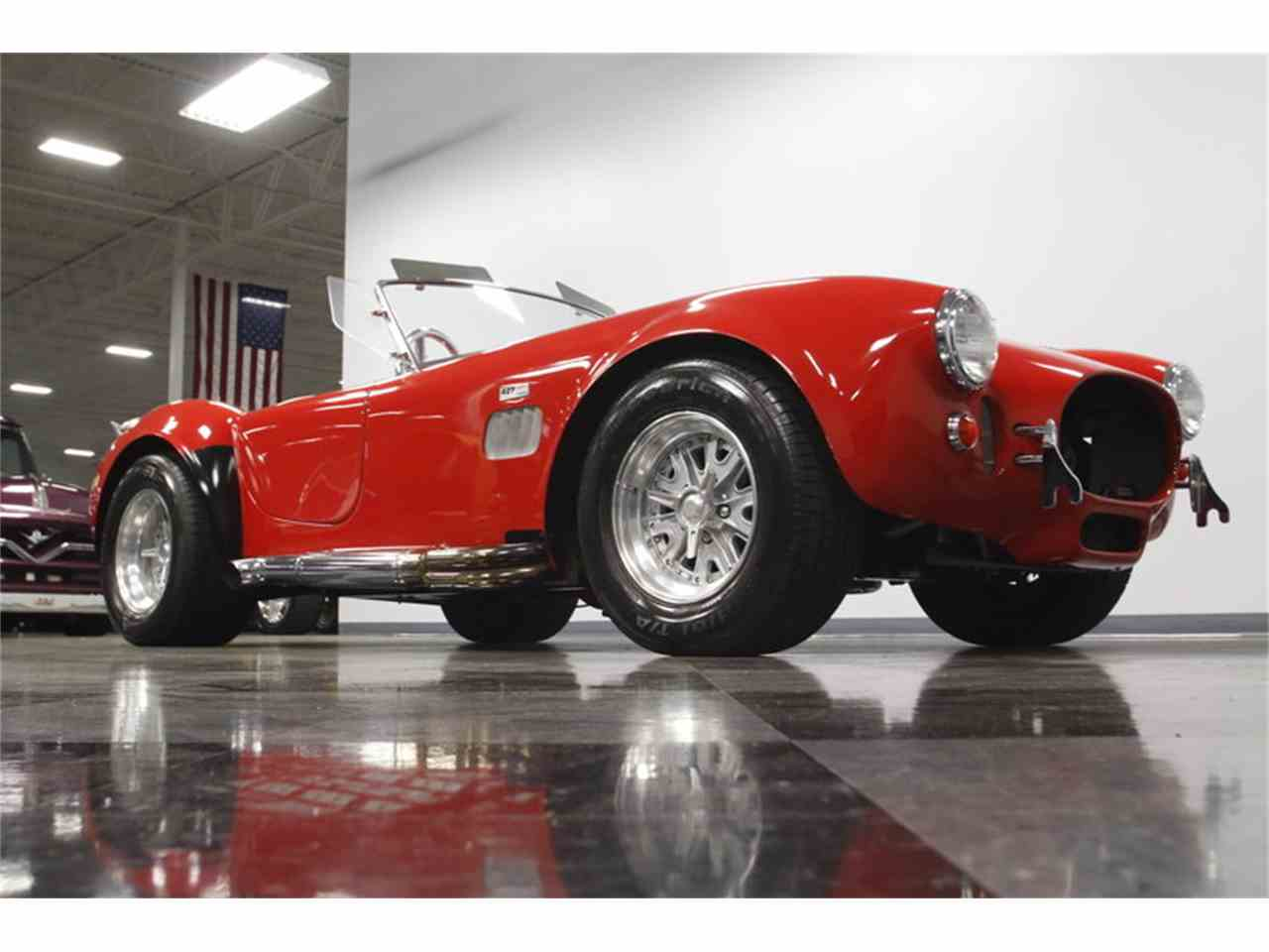 Large Picture of '67 Cobra - MZEF