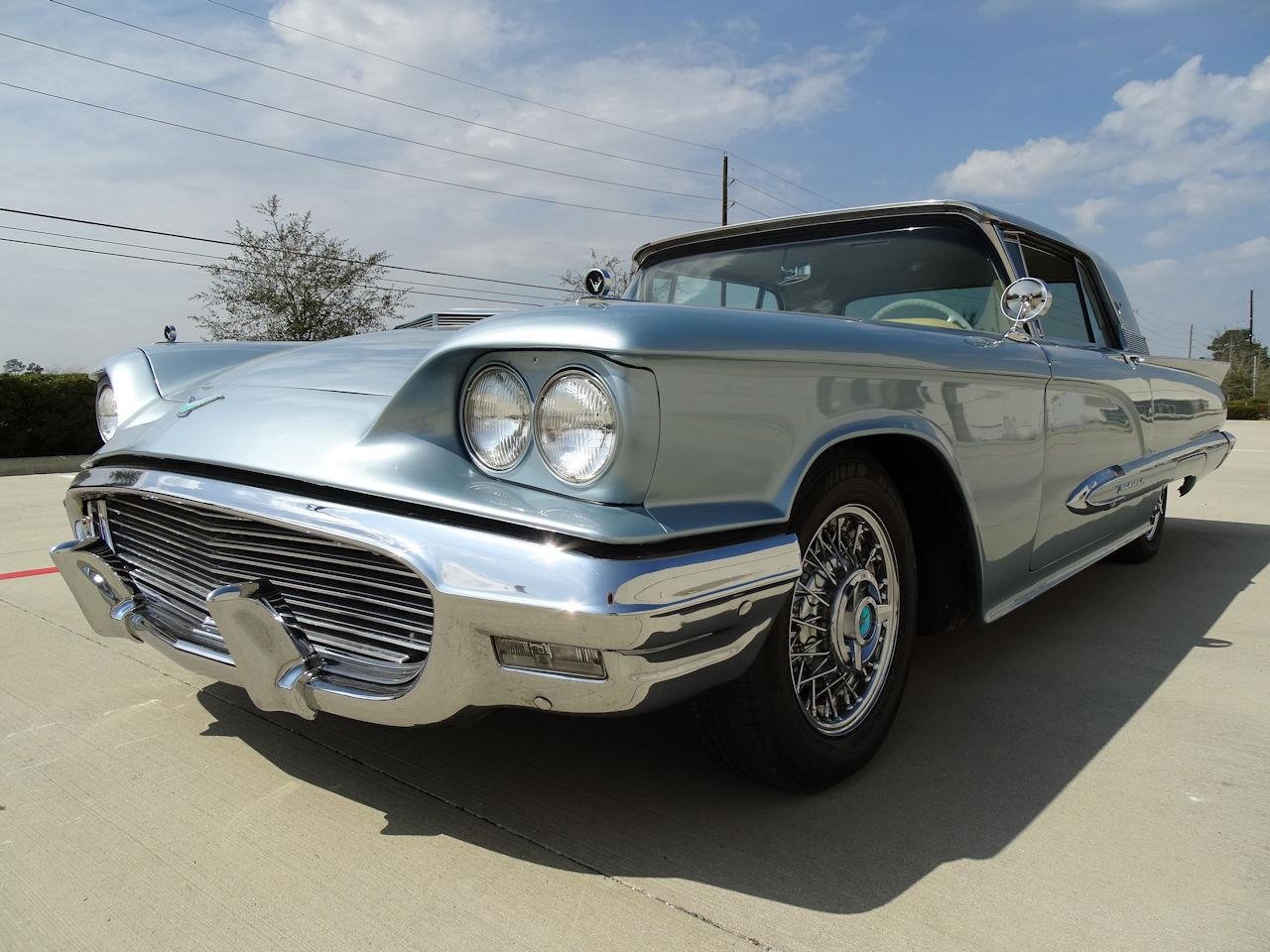 Large Picture of '59 Ford Thunderbird located in Houston Texas - $26,995.00 Offered by Gateway Classic Cars - Houston - MZEG