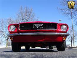 Picture of Classic '66 Ford Mustang located in O'Fallon Illinois - $16,595.00 - MZEK