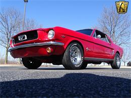 Picture of '66 Mustang located in Illinois - $16,595.00 Offered by Gateway Classic Cars - St. Louis - MZEK