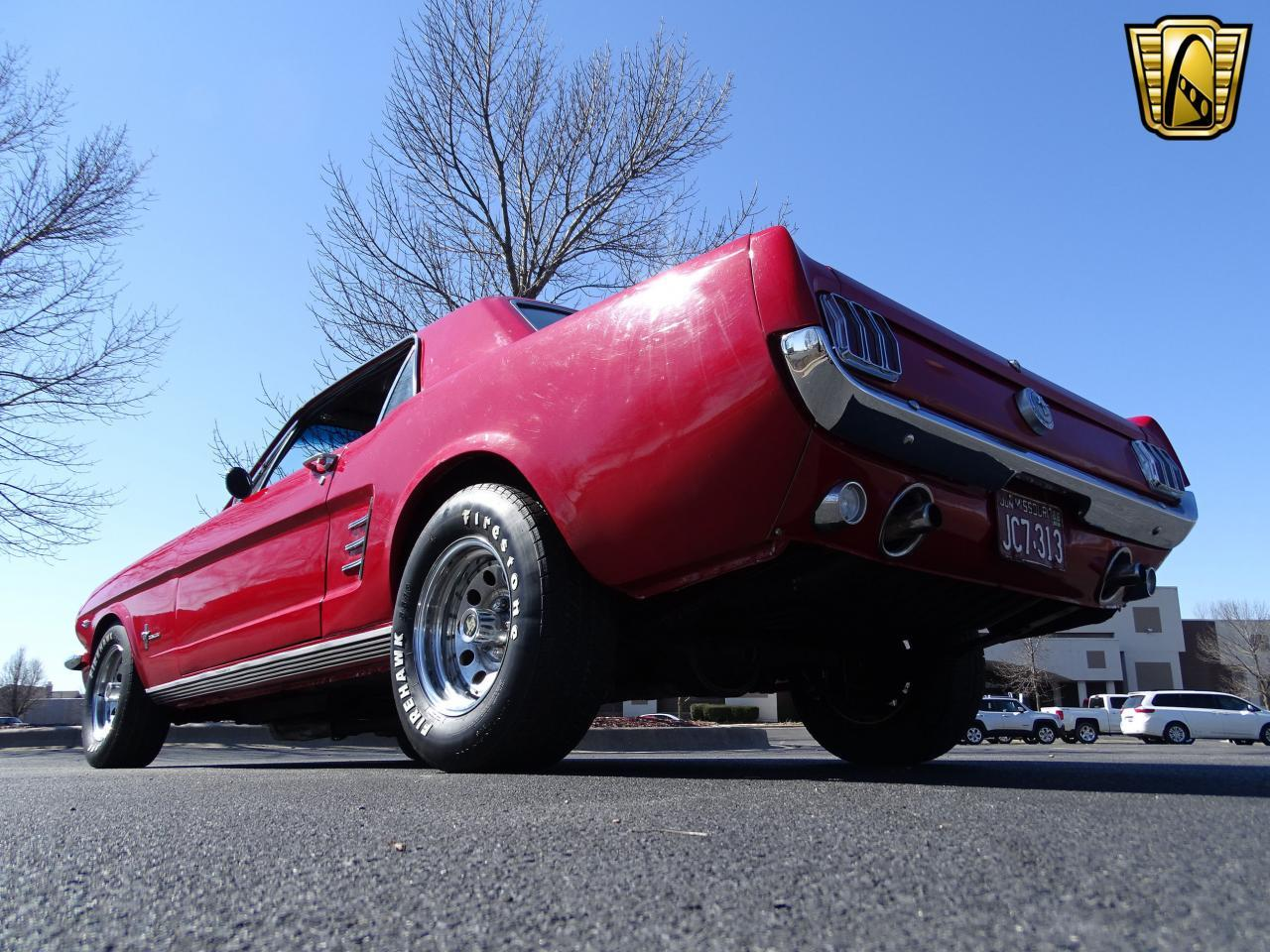 Large Picture of Classic '66 Mustang located in Illinois Offered by Gateway Classic Cars - St. Louis - MZEK