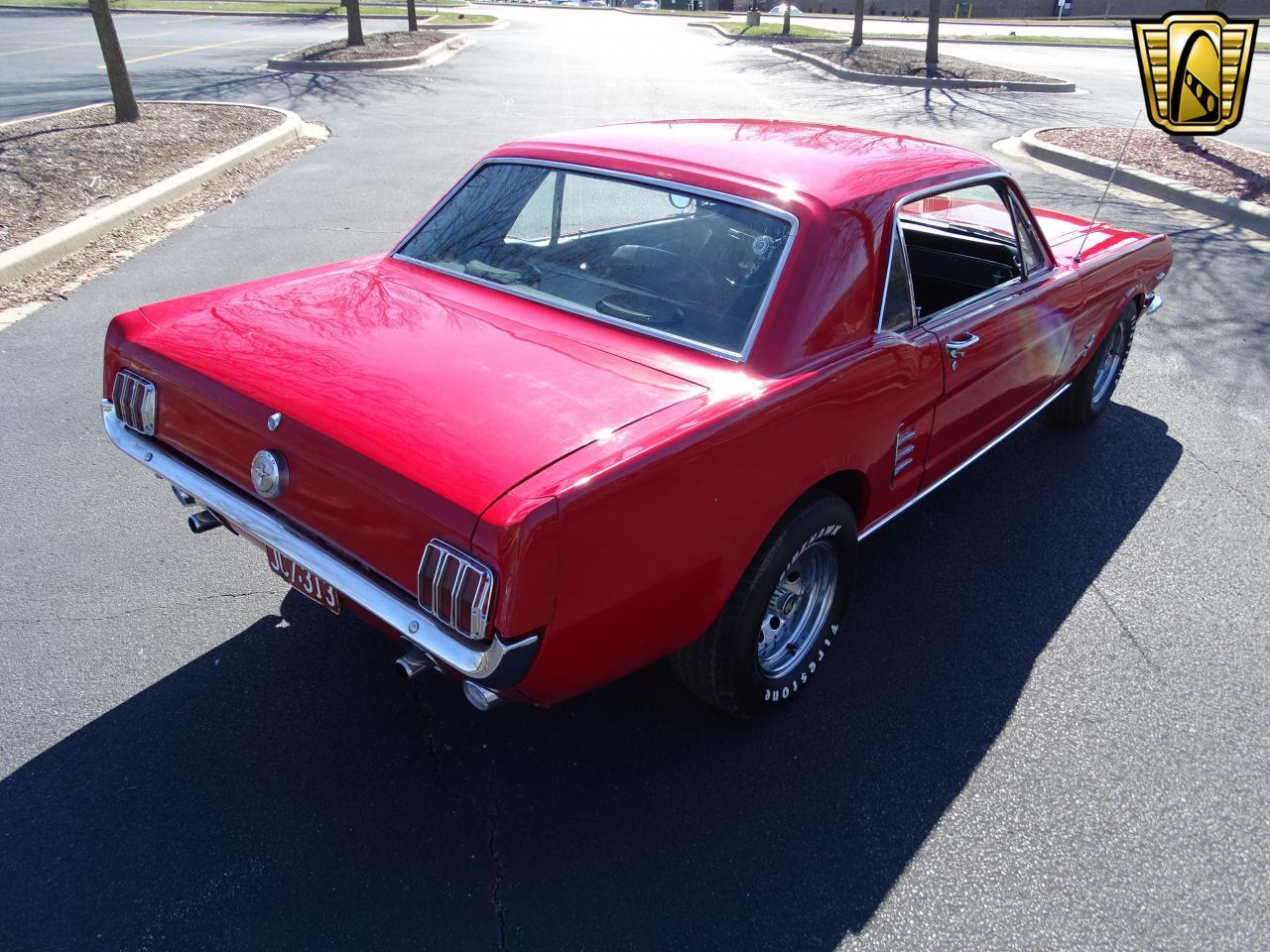 Large Picture of Classic '66 Ford Mustang located in O'Fallon Illinois - $16,595.00 - MZEK