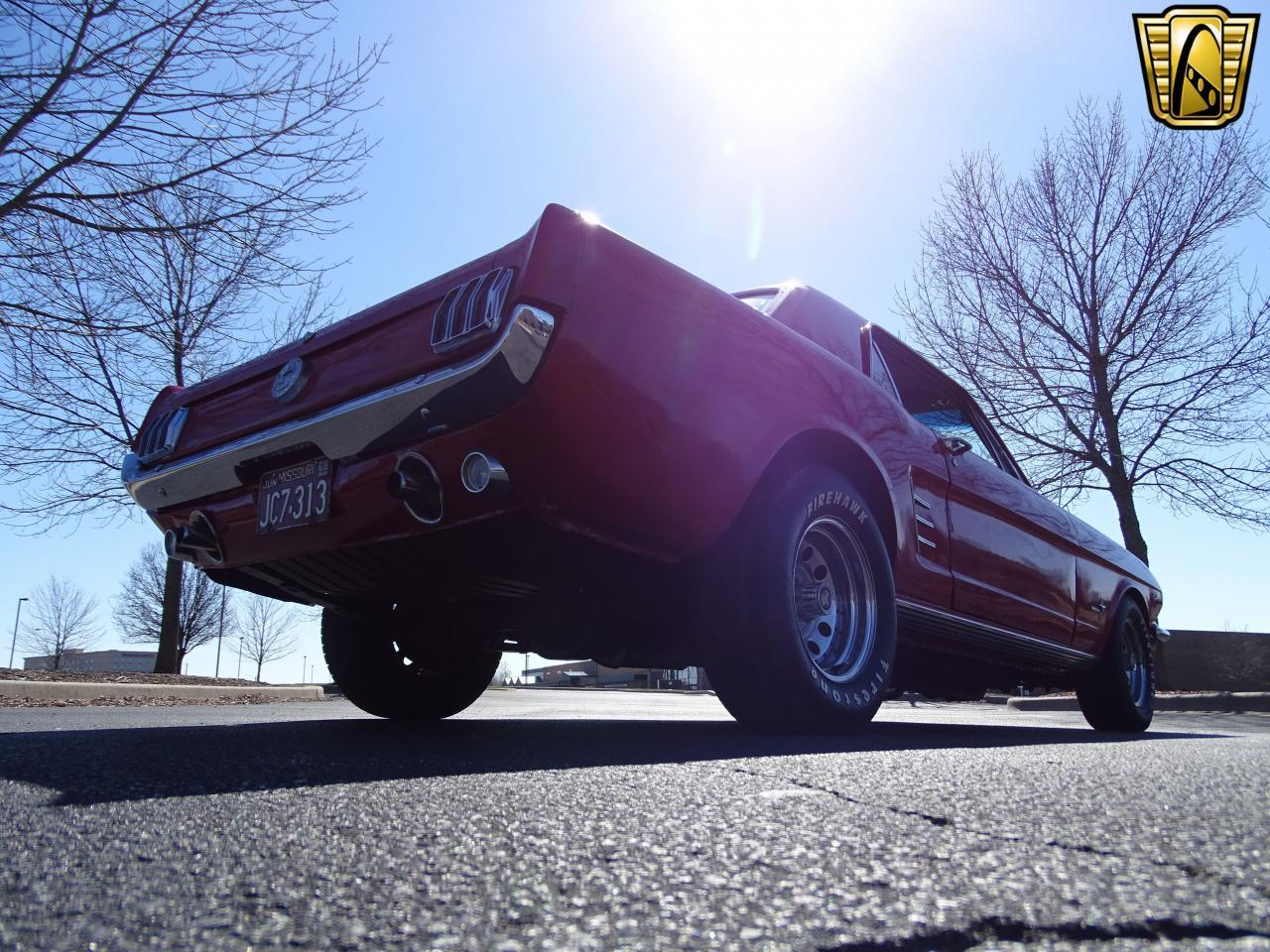 Large Picture of Classic '66 Ford Mustang Offered by Gateway Classic Cars - St. Louis - MZEK
