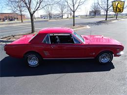 Picture of '66 Mustang located in O'Fallon Illinois - $16,595.00 Offered by Gateway Classic Cars - St. Louis - MZEK