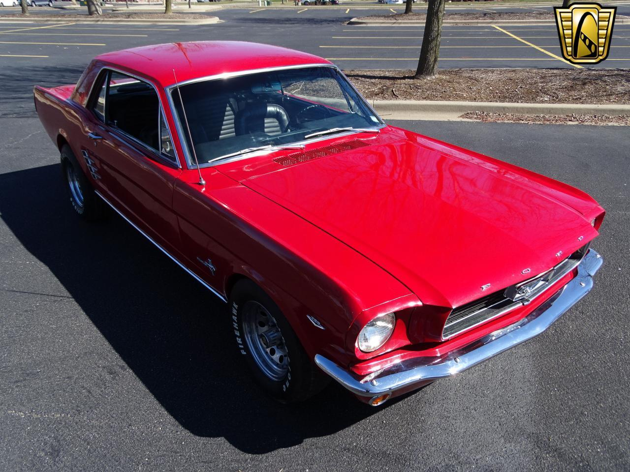 Large Picture of Classic '66 Ford Mustang - MZEK