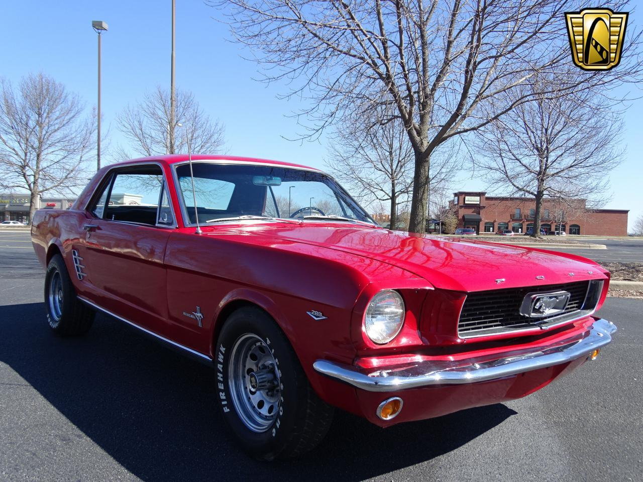 Large Picture of '66 Mustang located in O'Fallon Illinois Offered by Gateway Classic Cars - St. Louis - MZEK