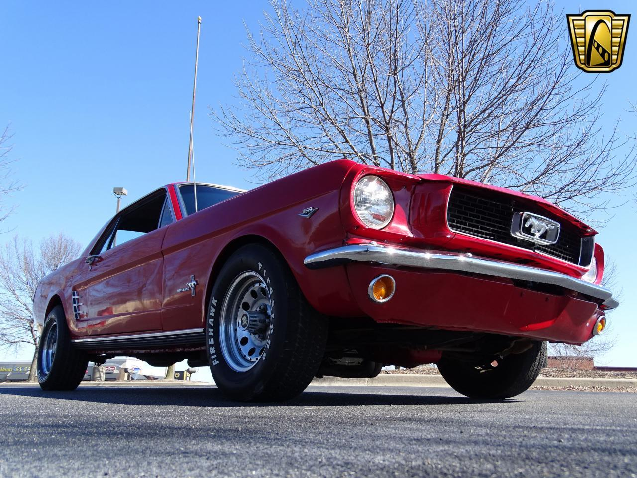 Large Picture of 1966 Ford Mustang located in O'Fallon Illinois - $16,595.00 - MZEK