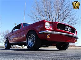 Picture of Classic '66 Ford Mustang located in Illinois Offered by Gateway Classic Cars - St. Louis - MZEK