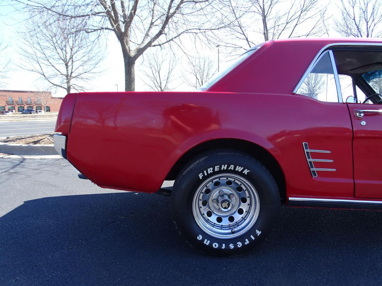 Large Picture of 1966 Mustang located in O'Fallon Illinois - MZEK