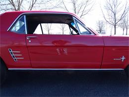 Picture of Classic '66 Ford Mustang - $16,595.00 Offered by Gateway Classic Cars - St. Louis - MZEK