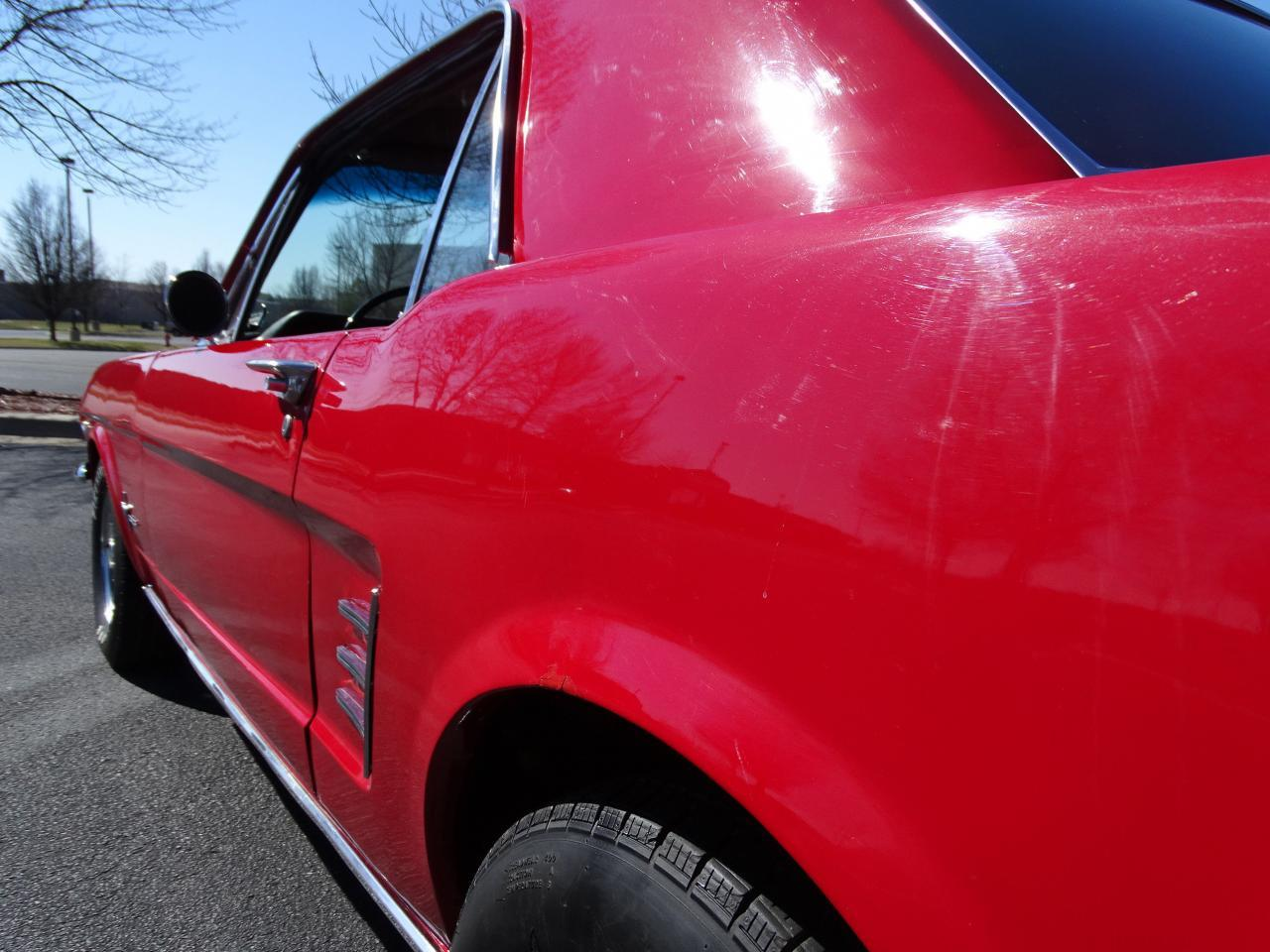 Large Picture of 1966 Ford Mustang - MZEK