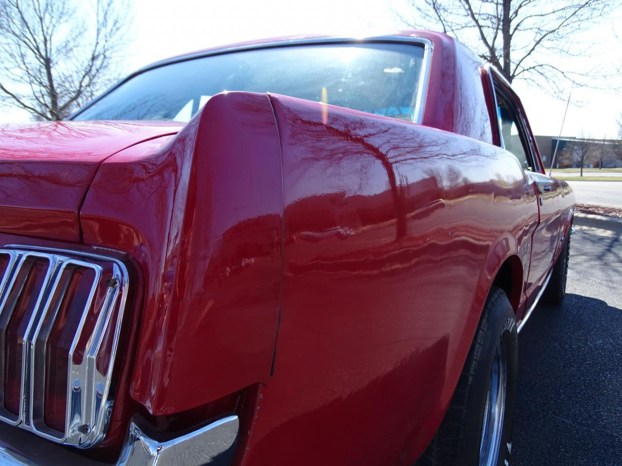 Large Picture of Classic 1966 Mustang located in Illinois Offered by Gateway Classic Cars - St. Louis - MZEK