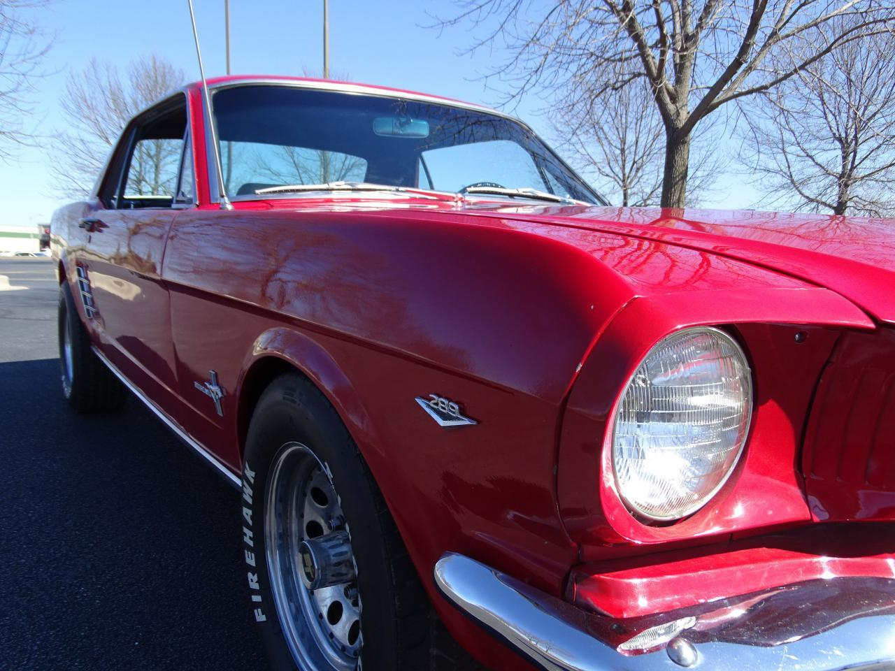 Large Picture of Classic 1966 Mustang - MZEK