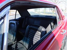 Picture of '66 Ford Mustang located in O'Fallon Illinois Offered by Gateway Classic Cars - St. Louis - MZEK