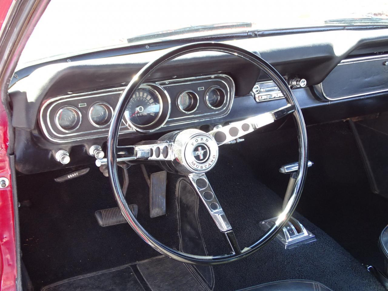 Large Picture of Classic 1966 Mustang located in Illinois - MZEK