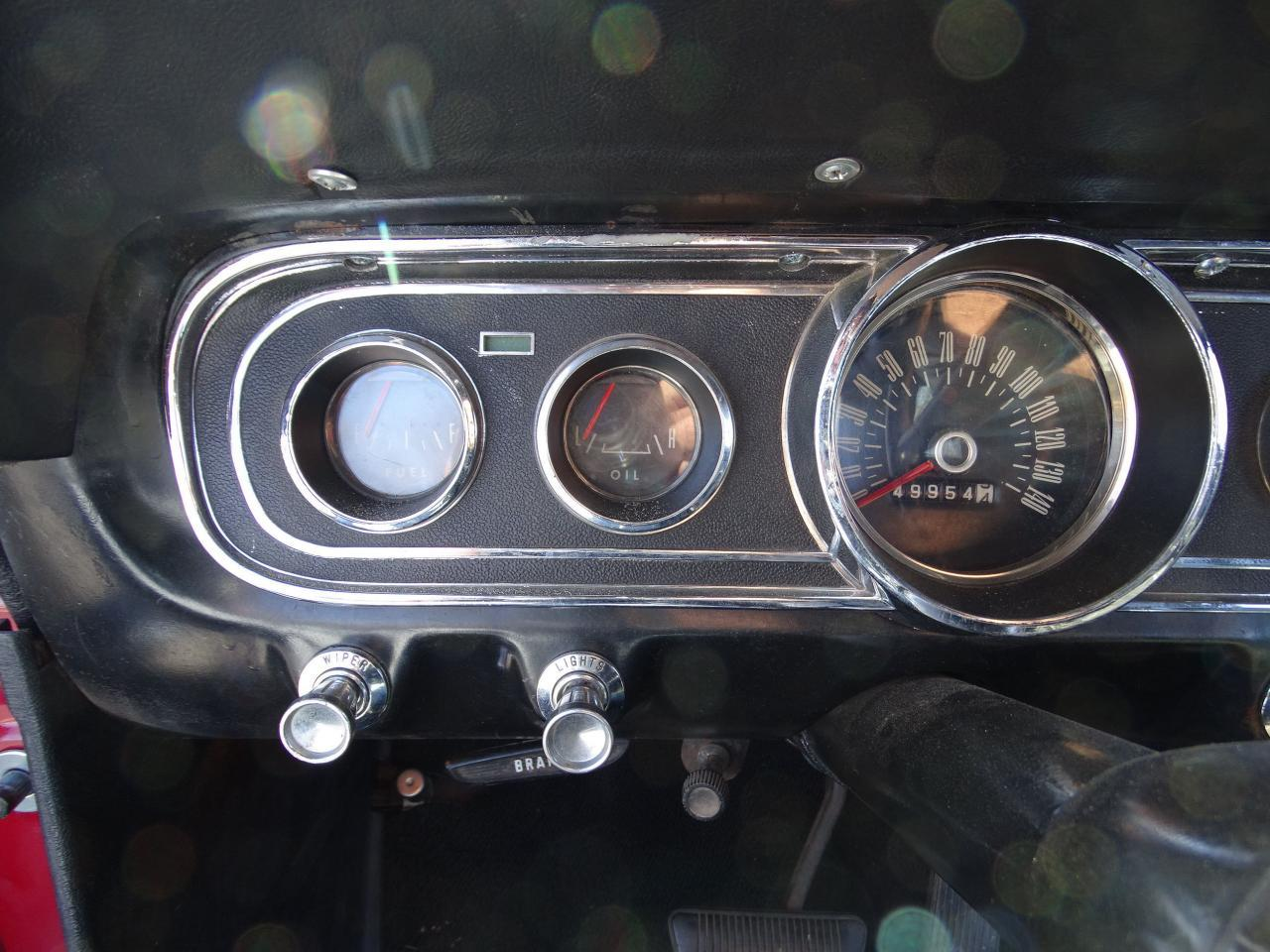 Large Picture of 1966 Ford Mustang Offered by Gateway Classic Cars - St. Louis - MZEK