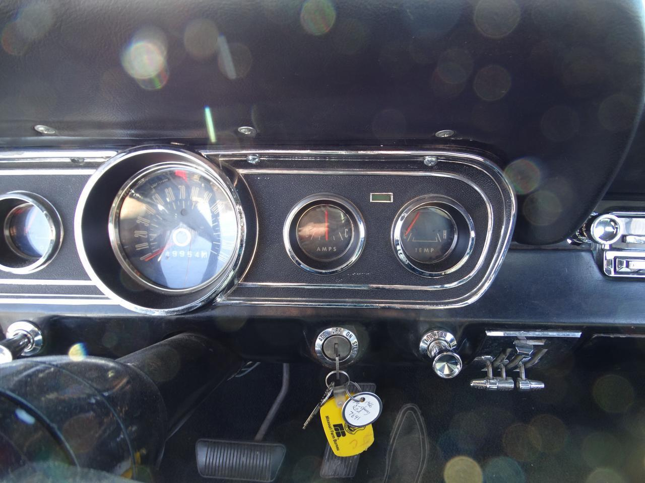 Large Picture of '66 Ford Mustang - $16,595.00 Offered by Gateway Classic Cars - St. Louis - MZEK