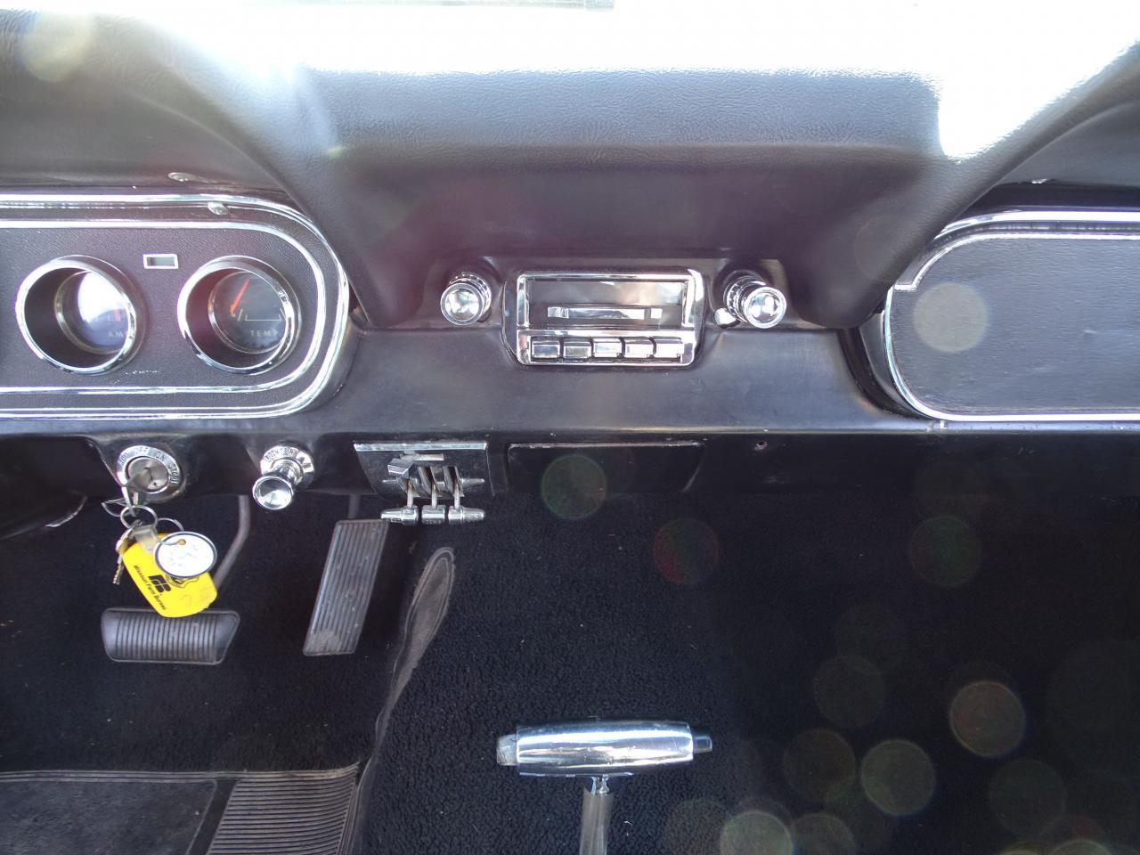 Large Picture of 1966 Mustang - MZEK