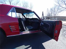 Picture of 1966 Mustang located in O'Fallon Illinois - $16,595.00 Offered by Gateway Classic Cars - St. Louis - MZEK
